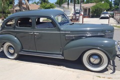 Renting out per day: 1939 Chrysler Royal