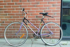 Selling: City bike
