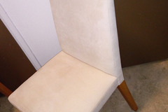 Selling: 2 chairs and Table