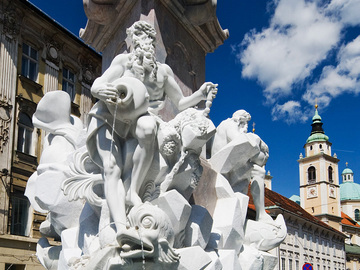 Offering: Gay Ljubljana, Architecture walking tour