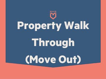 Service: Property Walk Through- Move Out