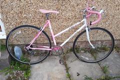 Renting out: Chloe Raleigh Female City Bike