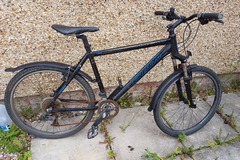 Renting out: Carrera Male Bike Nice Condition