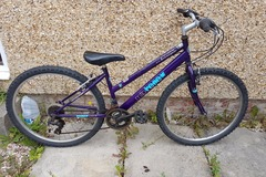 Renting out: Small Female Bike
