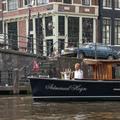 Rent per 2 hours: Admiraal Heijn - Luxury electric saloon boat - 12 ppl