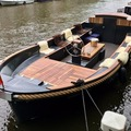 Rent per 2 hours: Sloop Naut - Luxury electric boat - up to 25 people