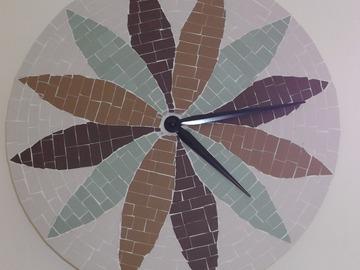 Vente au détail: Pendule murale
