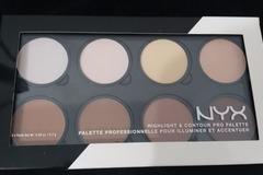 Venta: Paleta de contorno e iluminación de NYX