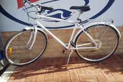 Renting out: Men's 17: Road bike