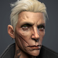 1 on 1 Mentoring: Character Artist for Video Games