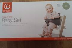 Myydään: Stokke Tripp Trapp baby set