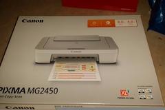 Myydään: Printer Canon PIXMA MG2450
