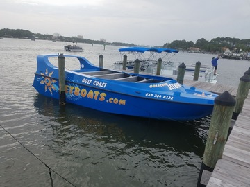 Requesting: Needed - 50 ton master captain - Panama City Beach, FL