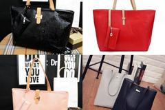 Sell: (36) Fabulous Assorted Wholesale Women Handbags Purses Totes