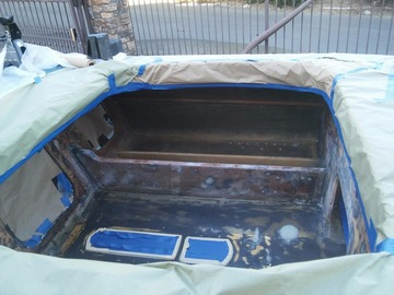 Offering: Fiberglass & Gel Coat Repair Mobile -San Fernando Valley, CA