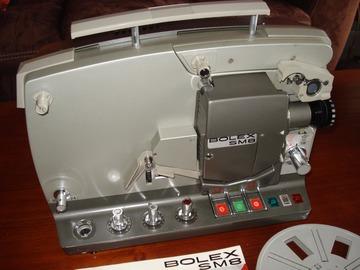 Vente: Projecteur sonore BOLEX SM8