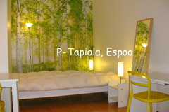Annetaan vuokralle: Cozy (furnished) 33m² studio in Espoo, near Otaniemi campus