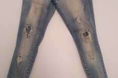 Myydään: Original only ripped jeans