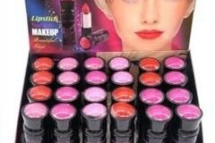 Sell: Lipsticks, Mascaras, Eyeliners - 384 Qty