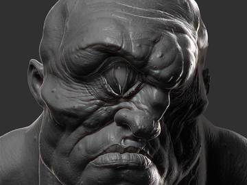 1 on 1 Mentoring: Senior Character Artist