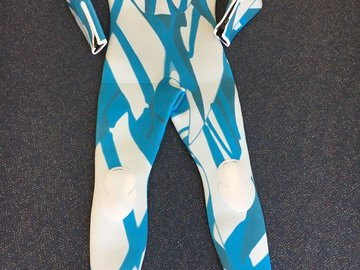 Daily Rate: Radiator 5 mm Dive Wetsuit with SAMS visual tech - size: L