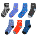 Sell: (360) Wholesale Assorted Style Mixed Women Causal Crew Socks
