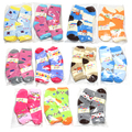 Liquidation/Wholesale Lot: (360) Assorted Mixed Styles Children Ankle Socks Low Cut