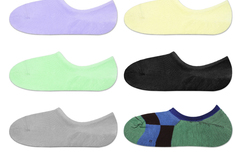 Sell: (250) Wholesale Assorted Women No Show Invisible Boat Socks