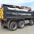 Daily Equipment Rental: DAF CF Grab Wagon