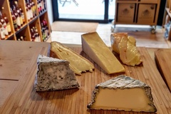 Date: The Bristol Cheesemonger Cheese Selection