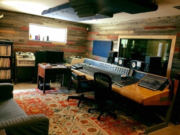 Renting out: AudioStyles ATX (A Hill Country Recording Retreat)
