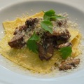 Actualité: OPEN LASAGNE  with MUSHROOMS & PINE NUTS