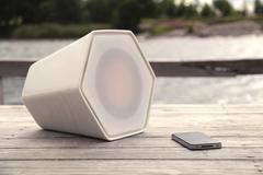 Myydään: Unmonday wireless multi-channel ceramic speaker