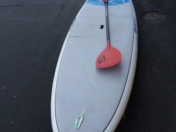 For Rent: 12'0 Stand Up Paddle Board