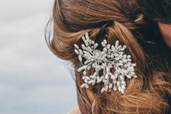 Ilmoitus: Glitter hair clip