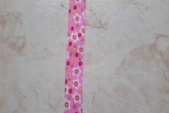 Vente au détail: ruban biais sixties à motifs fleurs