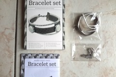 Vente au détail: set création bracelet strass