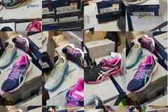 Sell: Asics M/W sneaker assortment 100pcs.