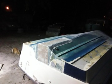 Requesting: NEEDED - ISO fiberglass work on whaler - Destin, FL