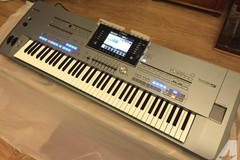 JE VENDS: Yamaha Tyros5 76 touches