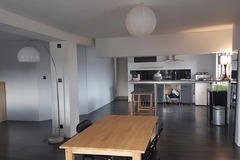 Location par soir: Appartement type Loft simple Reims