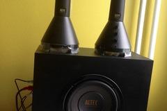Myydään: Altec Lansing Octane 7 VS4621 sub-woofer speaker for sale