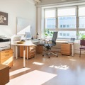 Renting out: Sunny office working space available in Lauttasaari