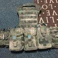 Selling: ATACS FG Molle Belt kit