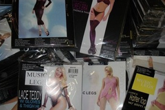 Sell: WHOLESALE MUSIC LEGS LINGERIE, 150 NEW SETS