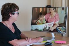 Service/Program (with price): Telespeech Australia