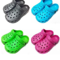 Sell: 48 PAIRS CROC STYLE LADIES CLOGS SHOES SANDALS