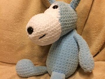 Produkt: Happy der blaue Hund