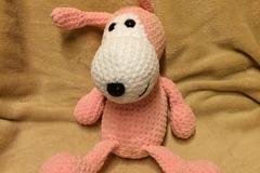 Produkt: Happy der rosa Hund