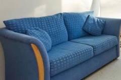 Myydään: Comfortable 3-seater sofa-bed